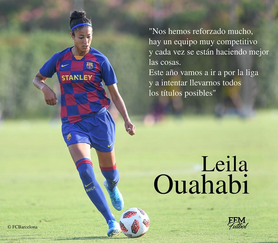 FemFutbol_Leila Ouahabi